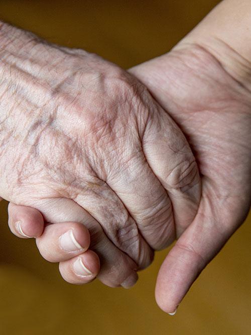 Assistance pour problèmes de dépendance liée à l'âge